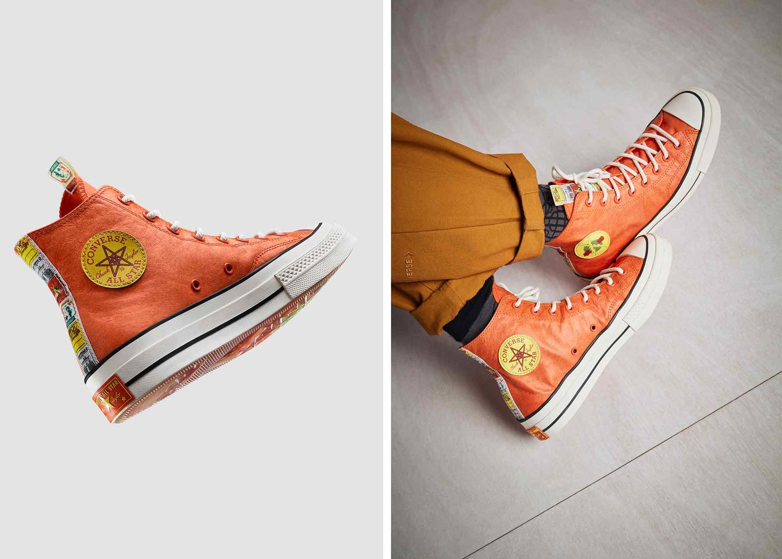 Nike Jordan Brand Converse Chinese New Year Collection 2021 Official Images Release Date 13
