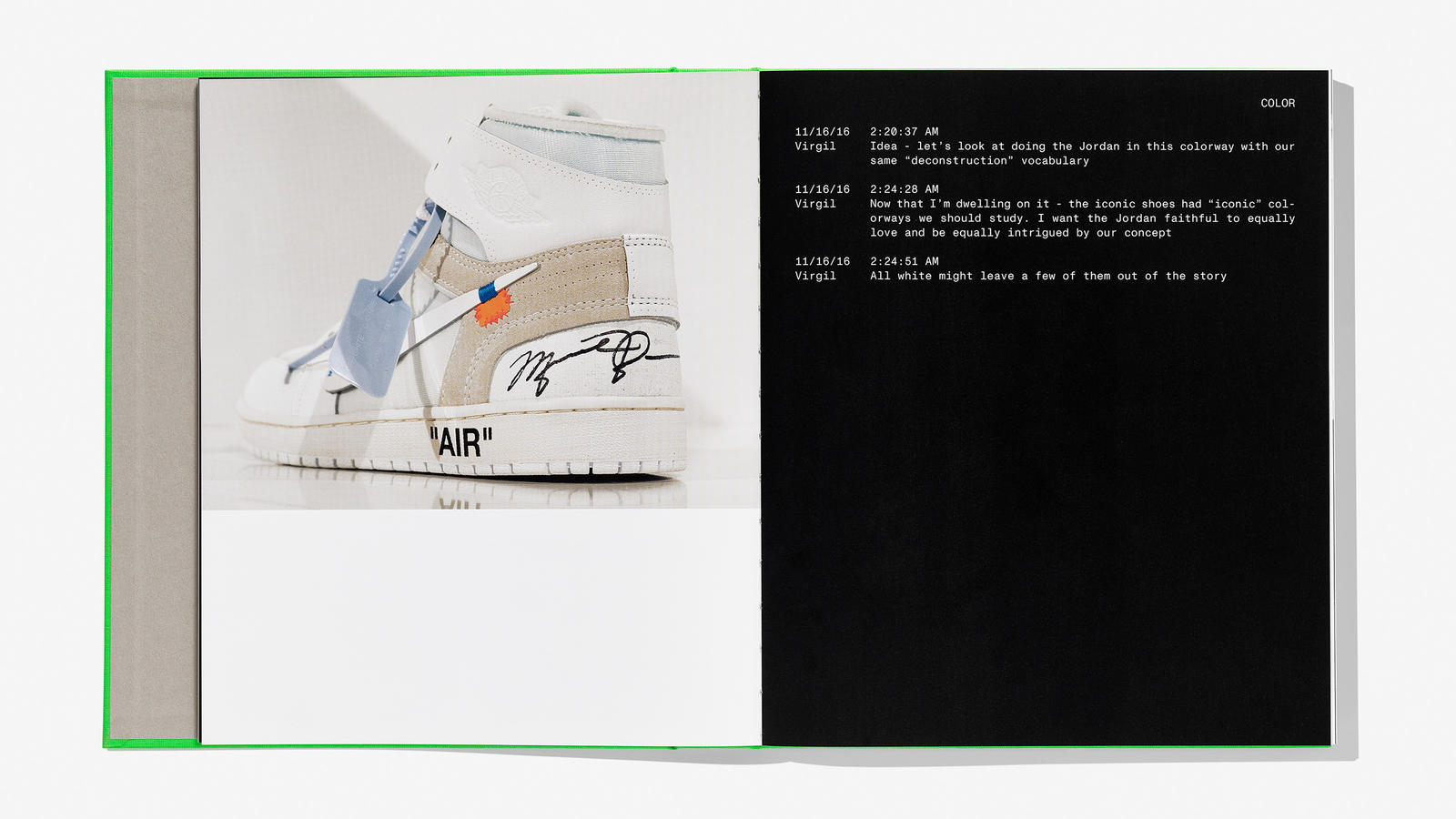 Nike Virgil Abloh Taschen ICONS Book 3
