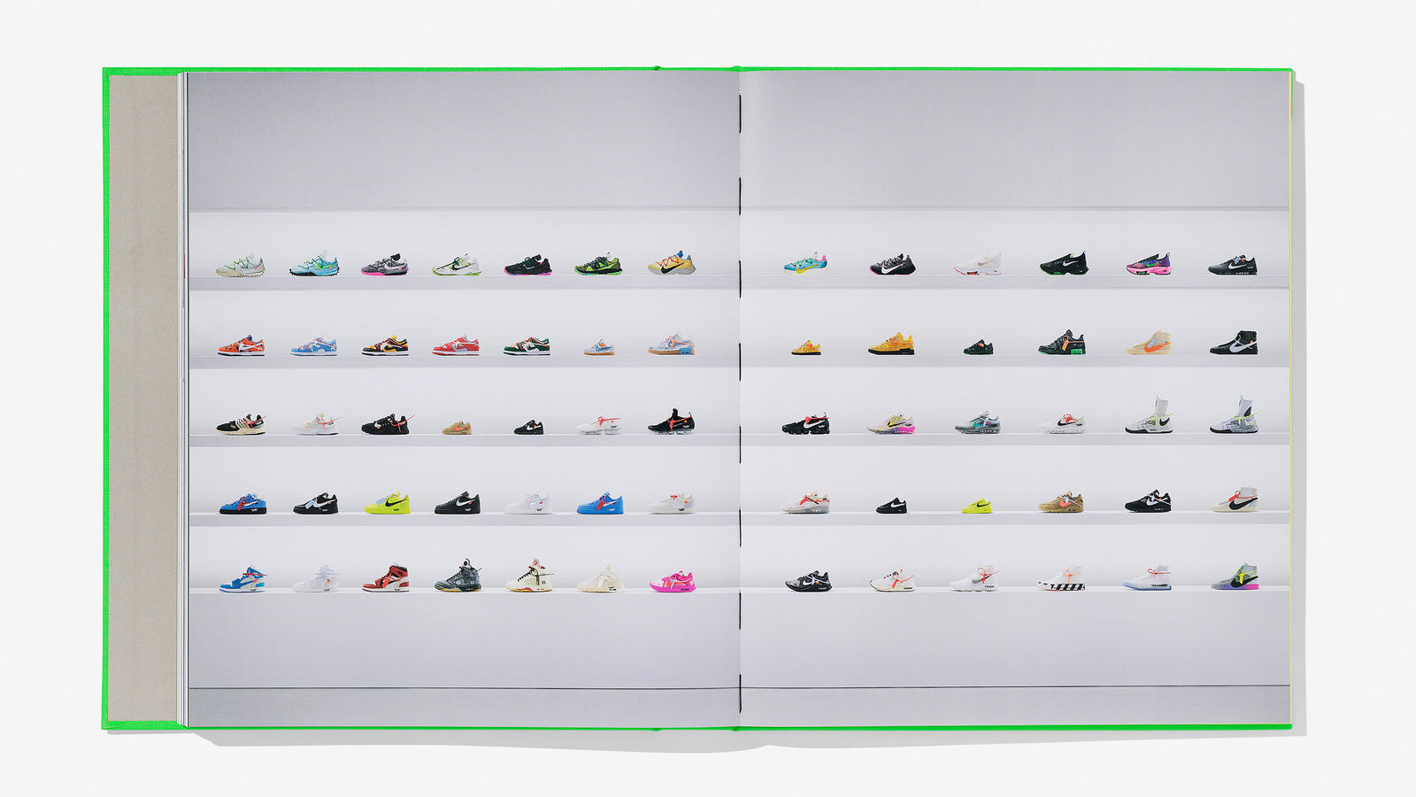Nike Virgil Abloh Taschen ICONS Book 6