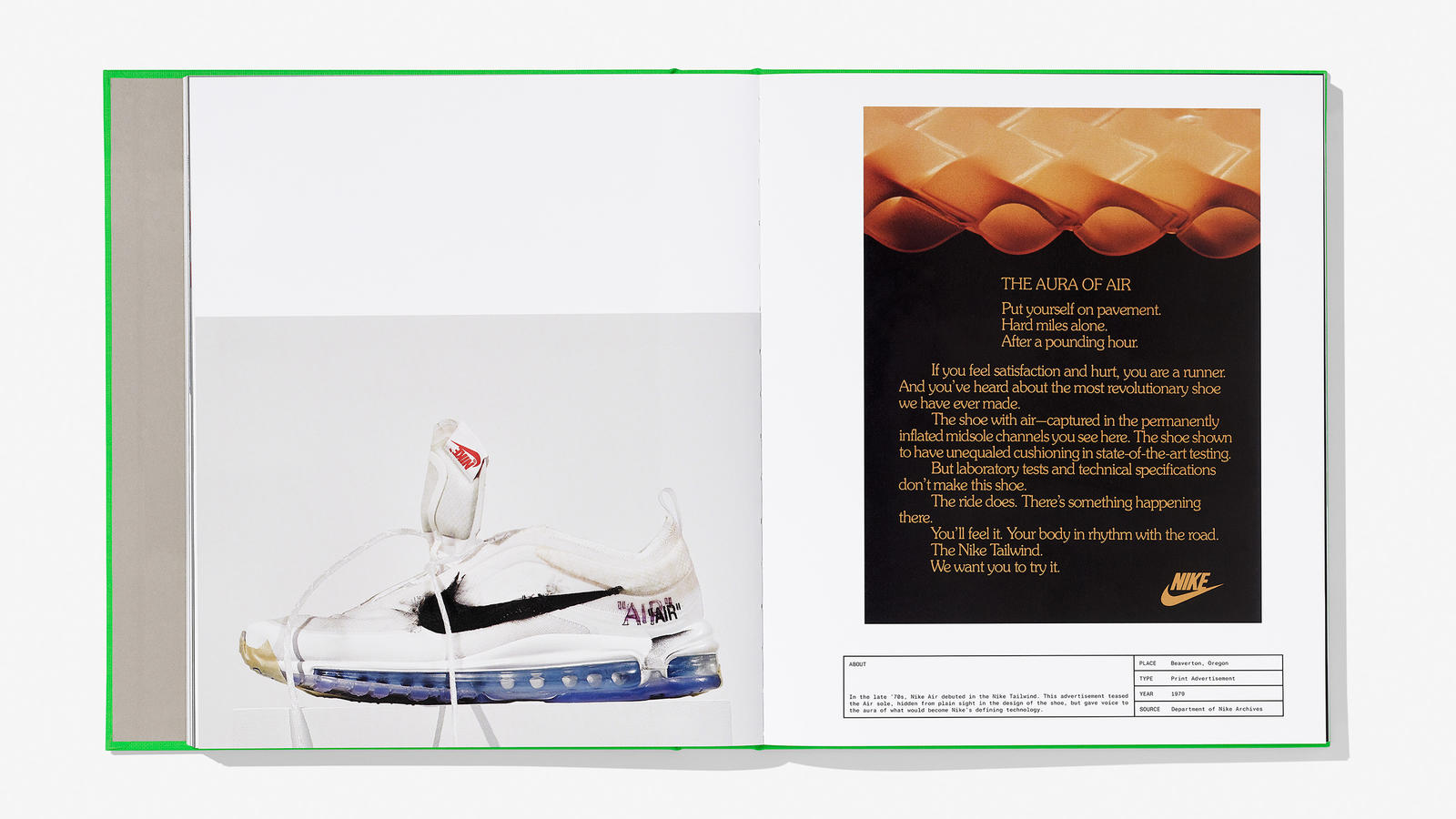 Nike Virgil Abloh Taschen ICONS Book 7
