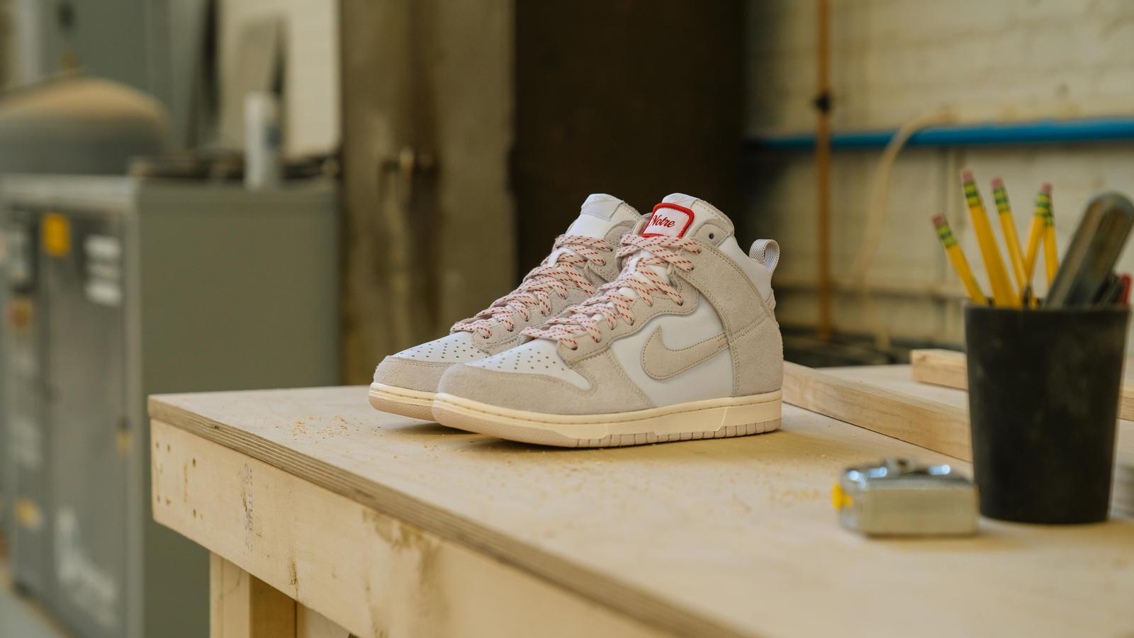 Nike x Notre Dunk High 7