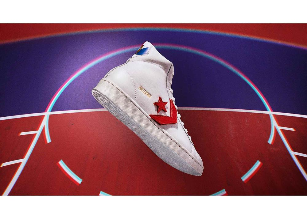 Converse Recognizes Basketball's 130 Years of Barrier-Breaking