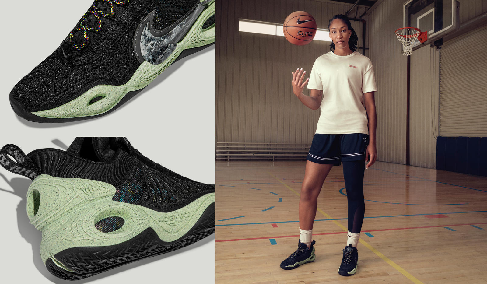 Nike Cosmic Unity Basketball Shoe Official Images Release Date 4
