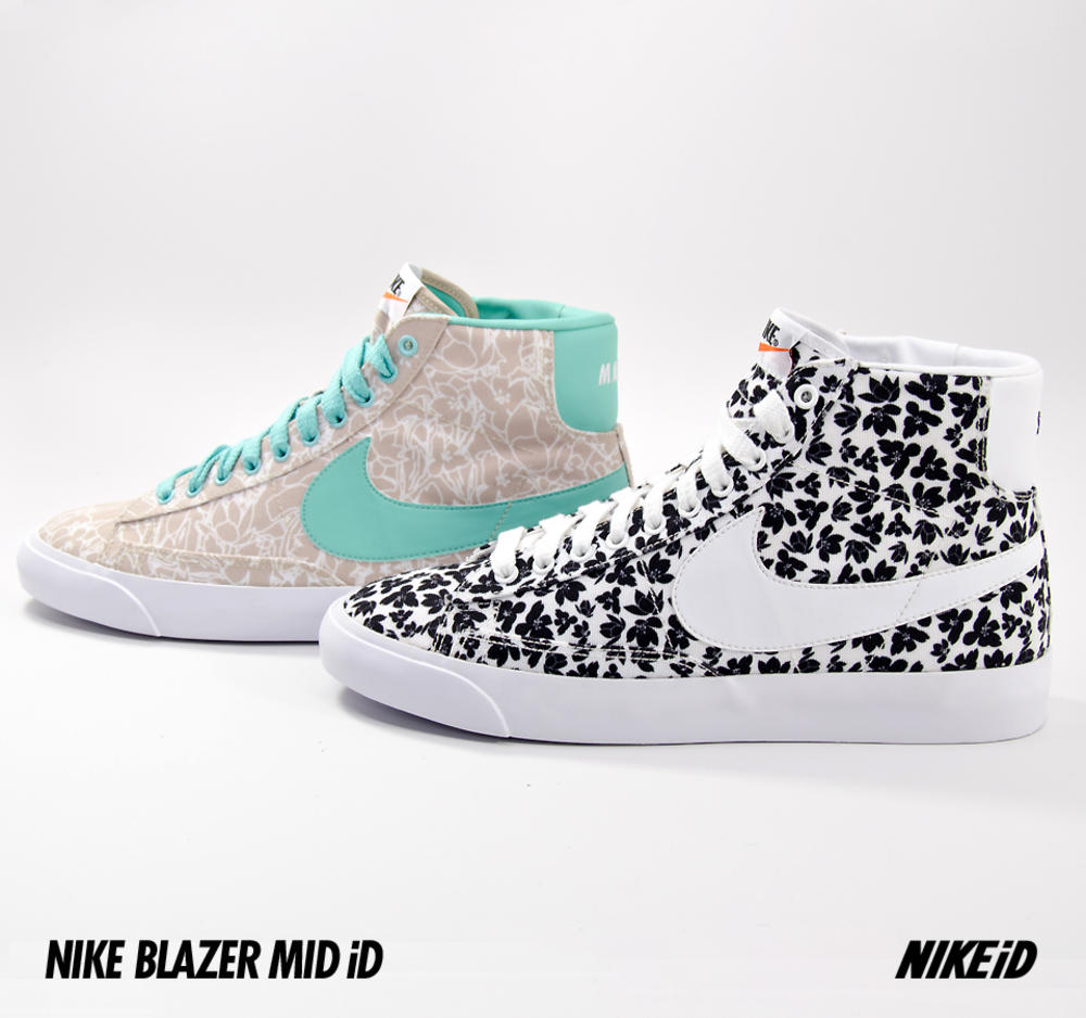 Nike Blazer iD hits NIKEiD.com