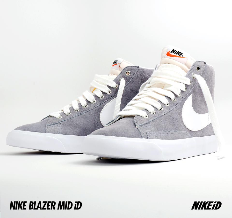 Nike Id Blazer Mi