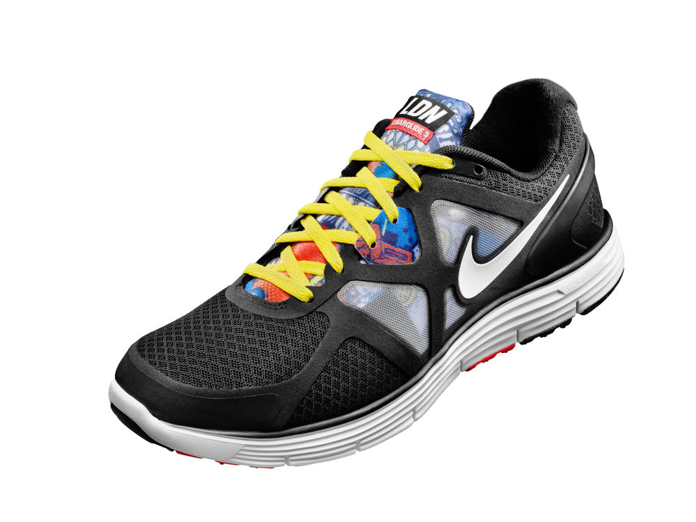 Nike LunarGlide+ 3 Celebrates Runners Around the World