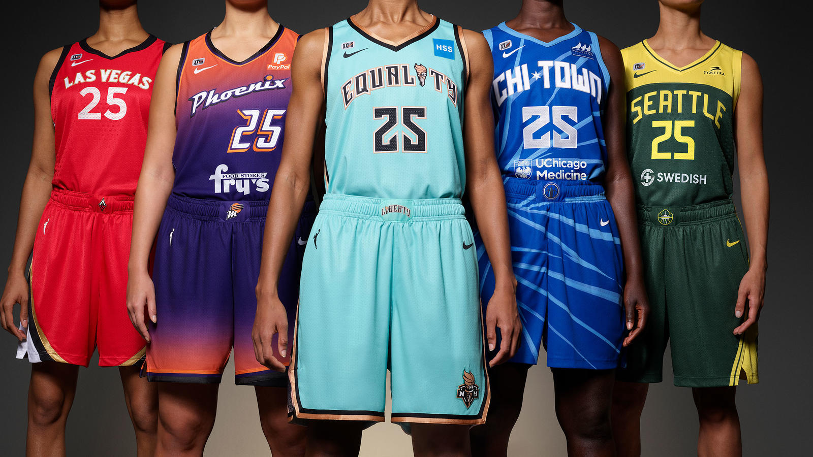 Nike WNBA 2021 Uniform Editions  0