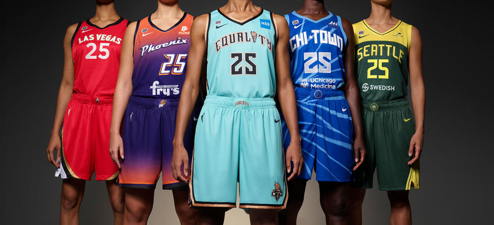 Introducing the WNBA's Uniform Editions and Apparel Collection
