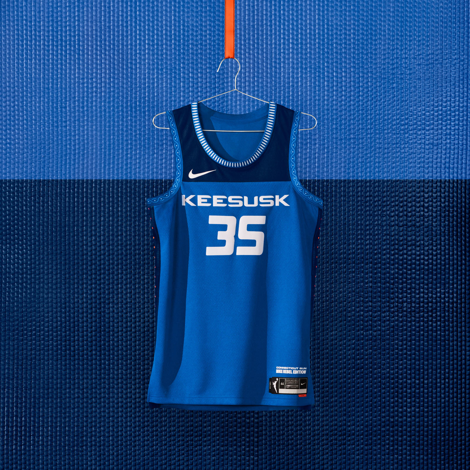 Nike WNBA 2021 Uniform Editions  4