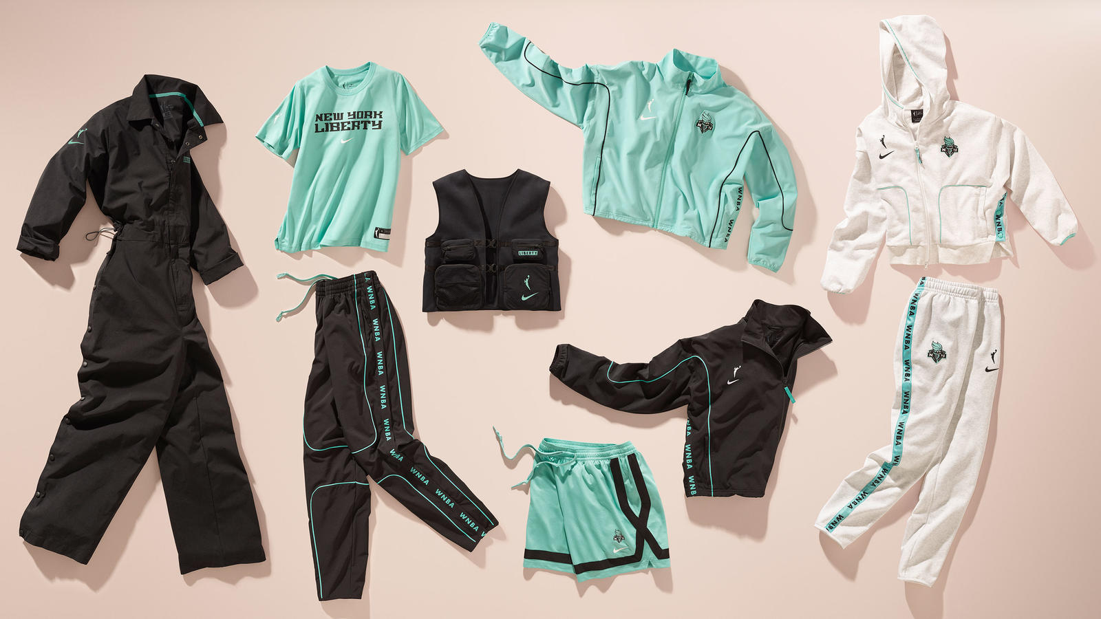 Nike WNBA 2021 Uniform Editions  27