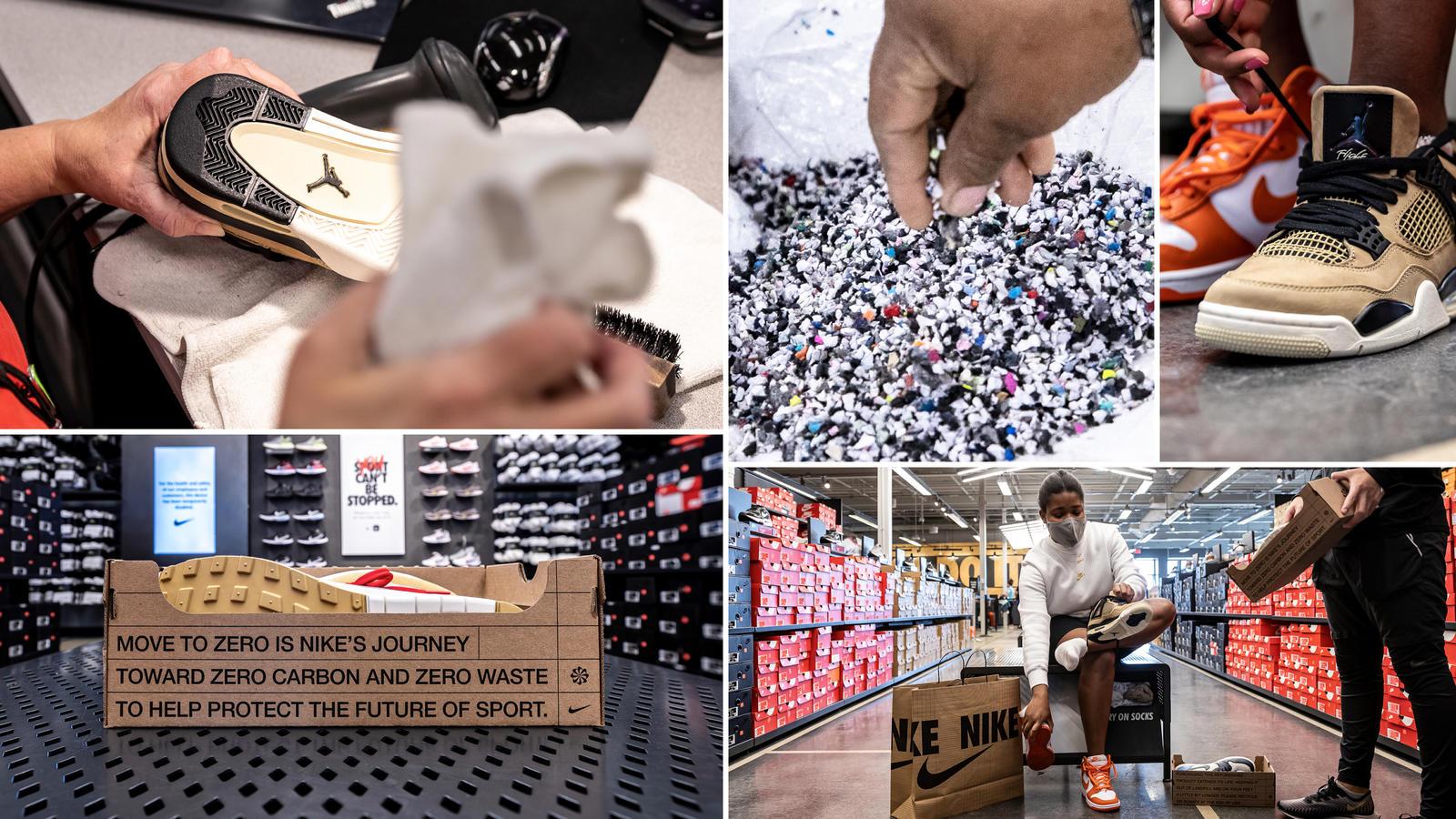 Nike Refurbished Circular Supply Chain Business Model 12