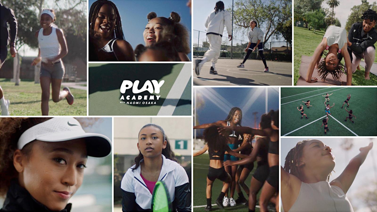 Play Academy Naomi Osaka Los Angeles Haiti Expansion 0