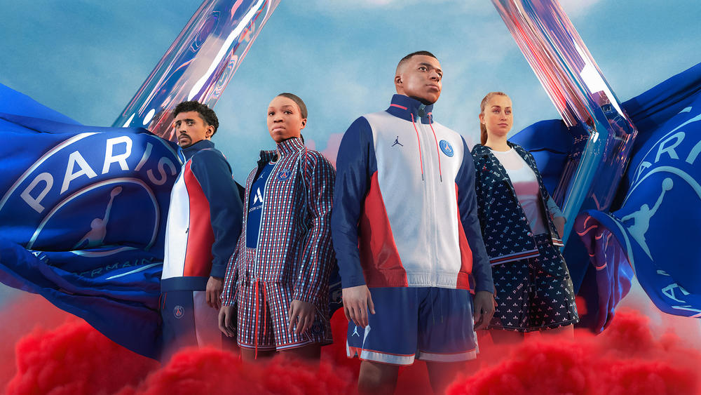 Jordan Brand and Paris Saint-Germain Bring the Jumpman Home