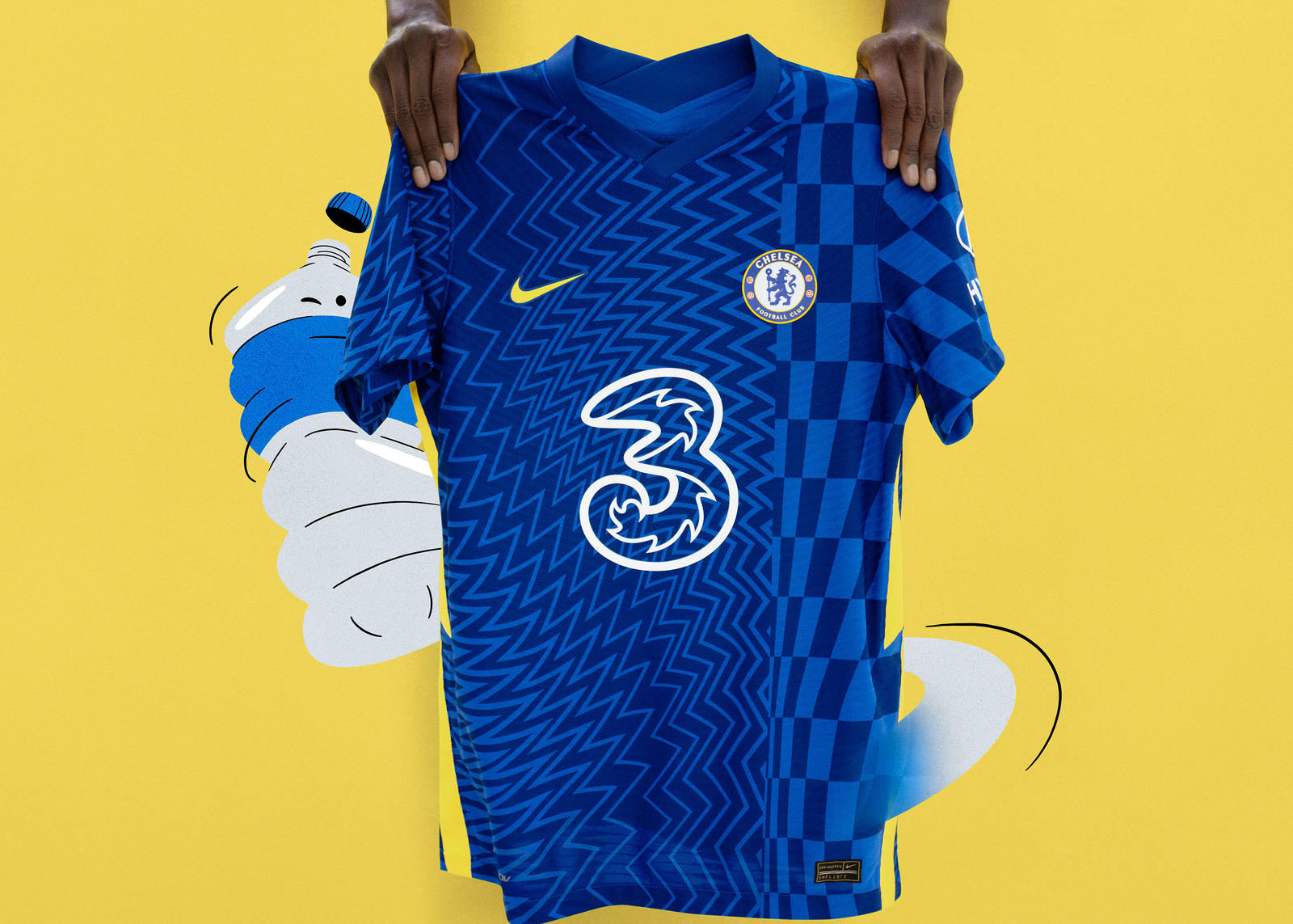 Chelsea 2021-2022 home kit official images release date - Nike News