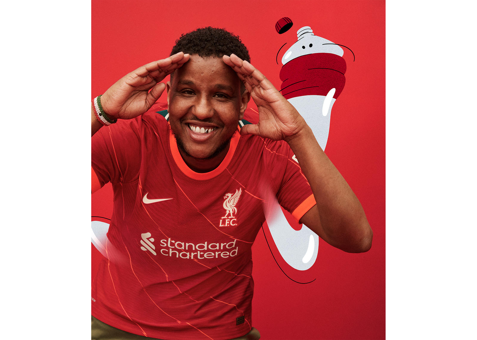 Liverpool FC 2021-22 Home Kit Official Images Release Date 3
