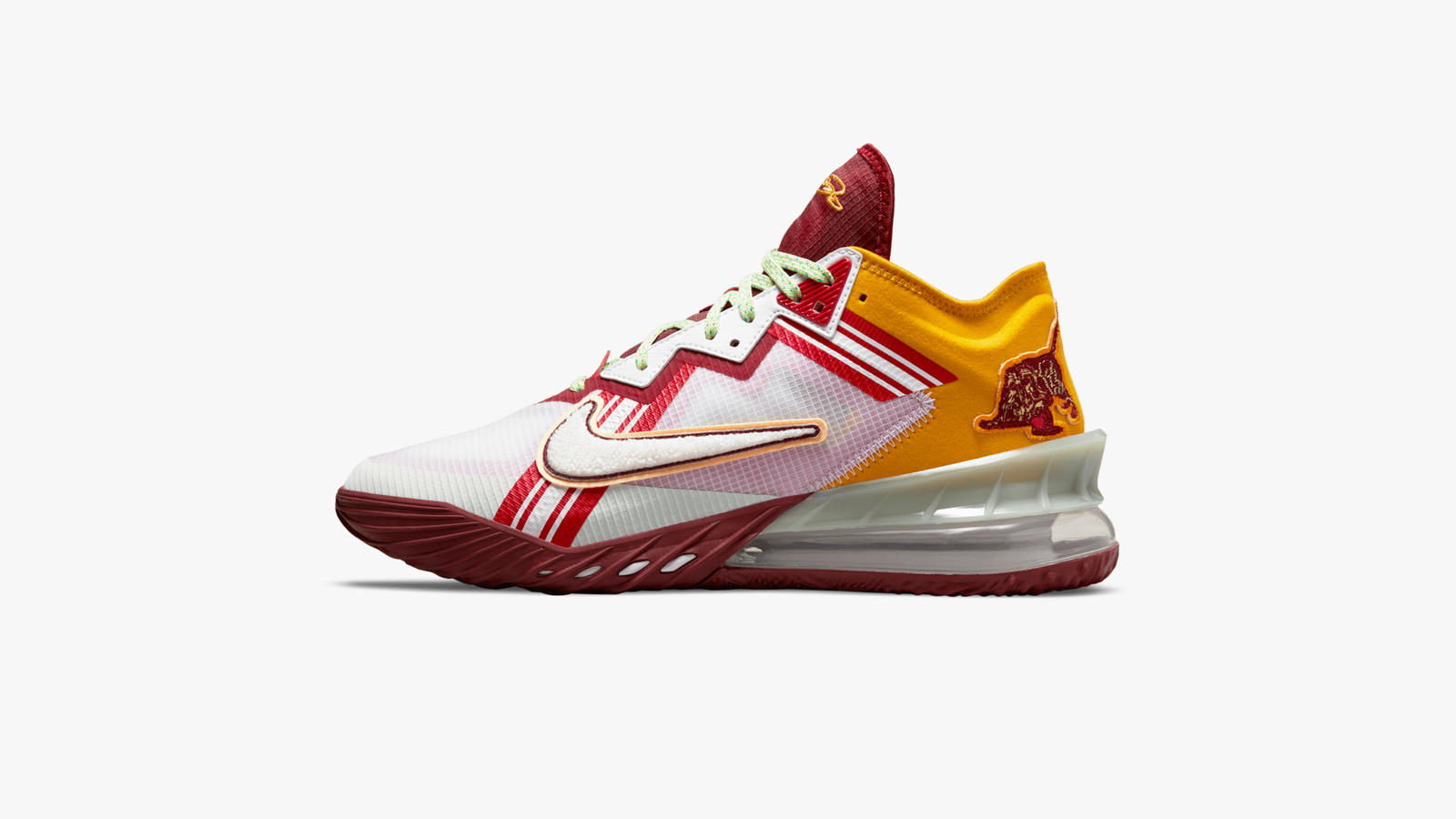 LeBron 18 Low Mimi Plange Collection Official Images Release Date 1