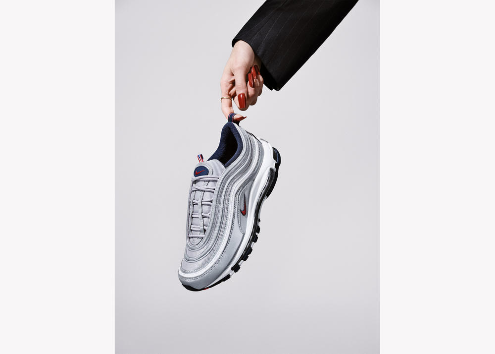 A Celebratory Air Max 97 for the Nuyorican Community