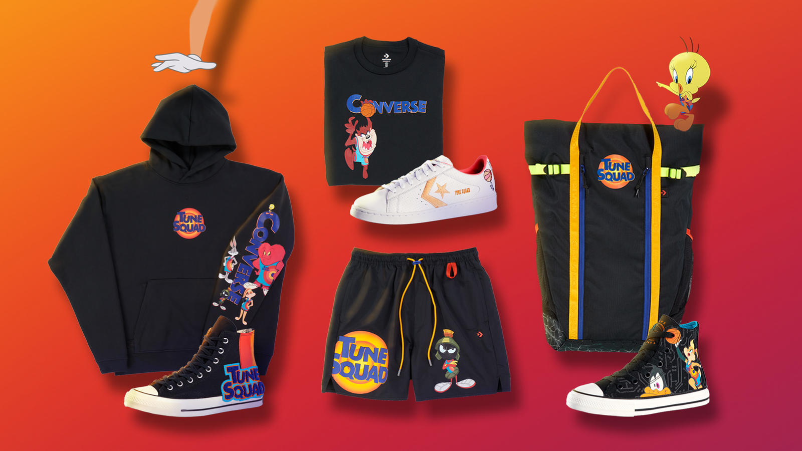 Space Jam: A New Legacy Footwear and Apparel 26