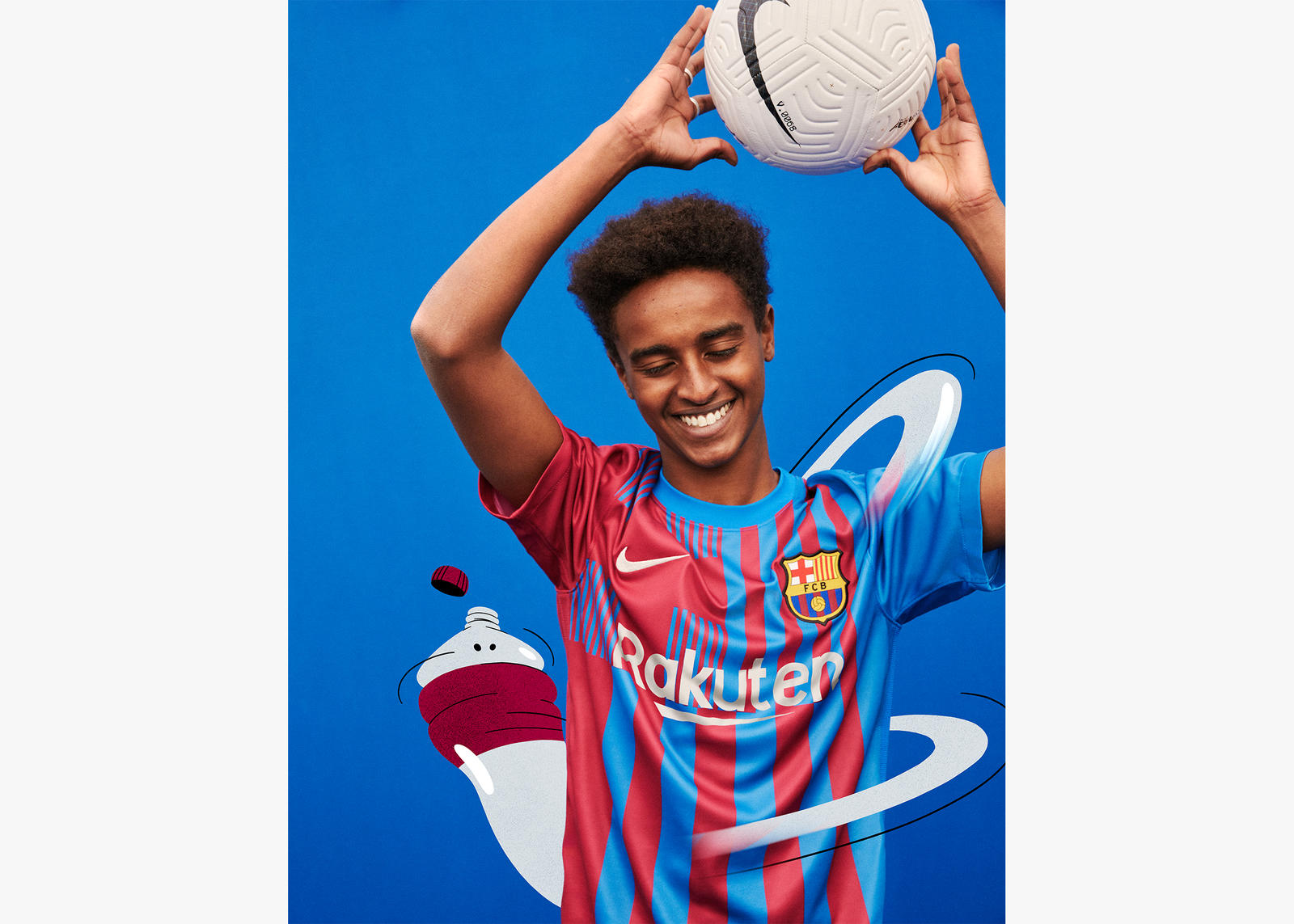 FC Barcelona 2021 2022 Home Kit Official Images Release Date 0