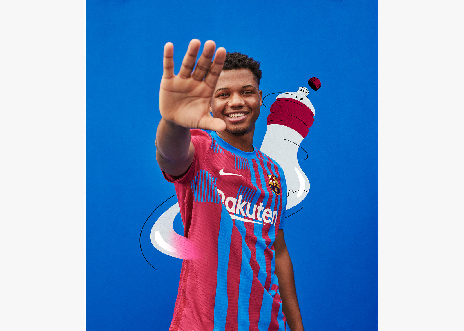 FC Barcelona 2021 2022 Home Kit Official Images Release Date 3