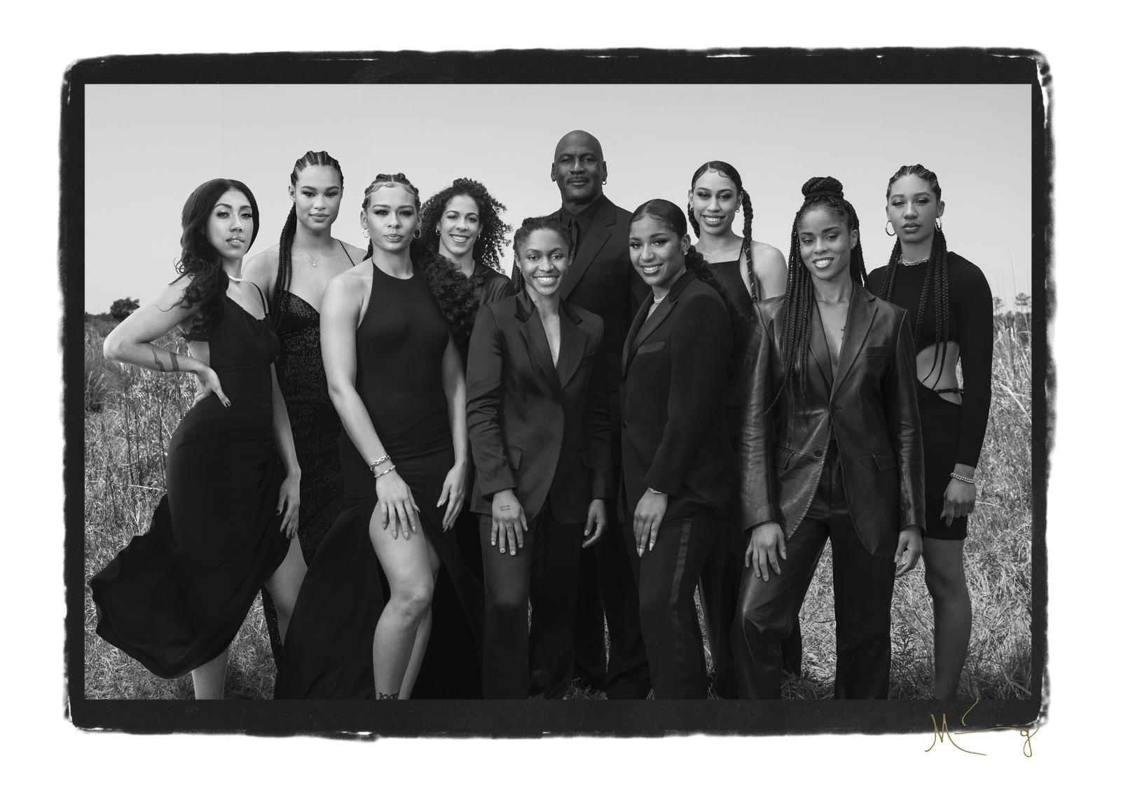 Jordan Brand Announces Partnership With 11 Emerging WNBA Players