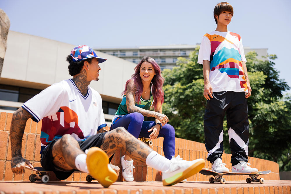 Nike SB Federation Kits Connect the Creativity of Sport and Design