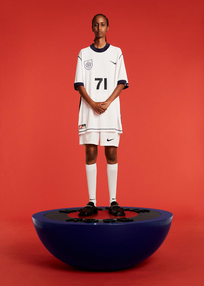 Nike x Martine Rose The Lost Lionesses Jersey and Cap 11