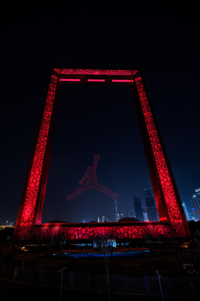 Jordan Brand Connects Art, Design and Inspiration in New Dubai Store