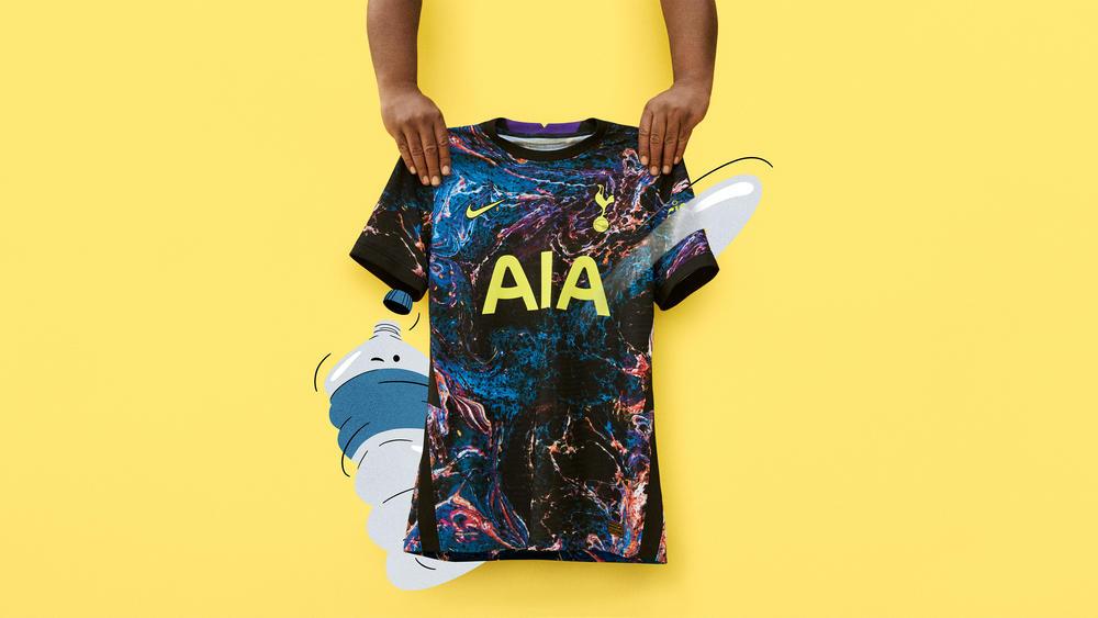 Tottenham Hotspur F.C. Away Kits 2021-22 3