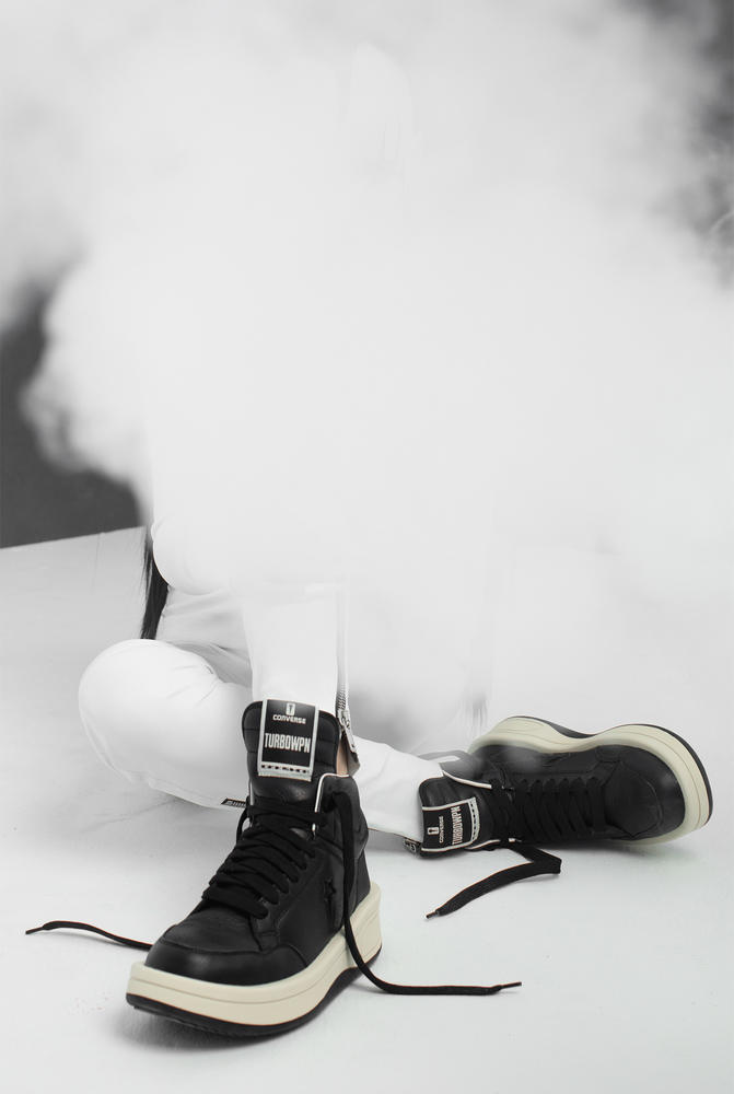 Converse x DRKSHDW TURBOWPN Official Images 2