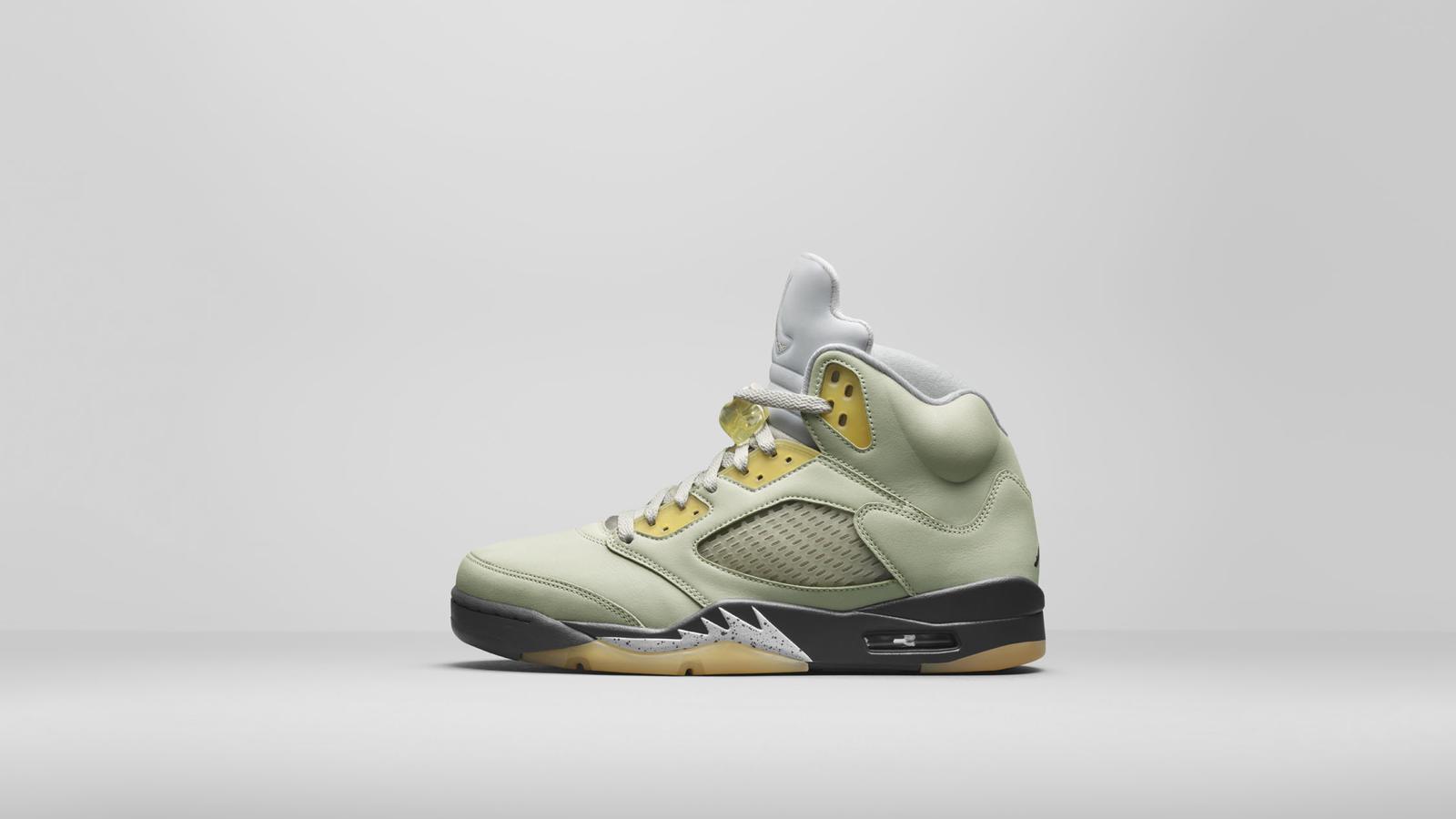 Nike News Jordan Brand Ho21 Retro Preview Aj V Retro Dc7501 300 A1 Lateral V02 Lr