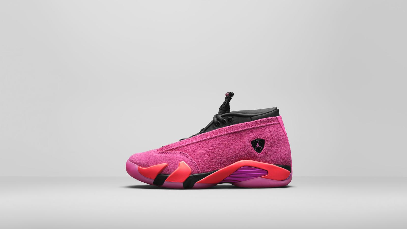 Nike News Jordan Brand Ho21 Retro Preview Aj Xiv Retro Low Dh4121 600 A1 Lateral V02 Lr