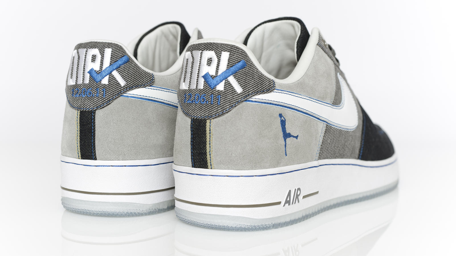 NIKE DESIGNS BESPOKE AIR FORCE 1 FOR DIRK NOWITZKI Nike News