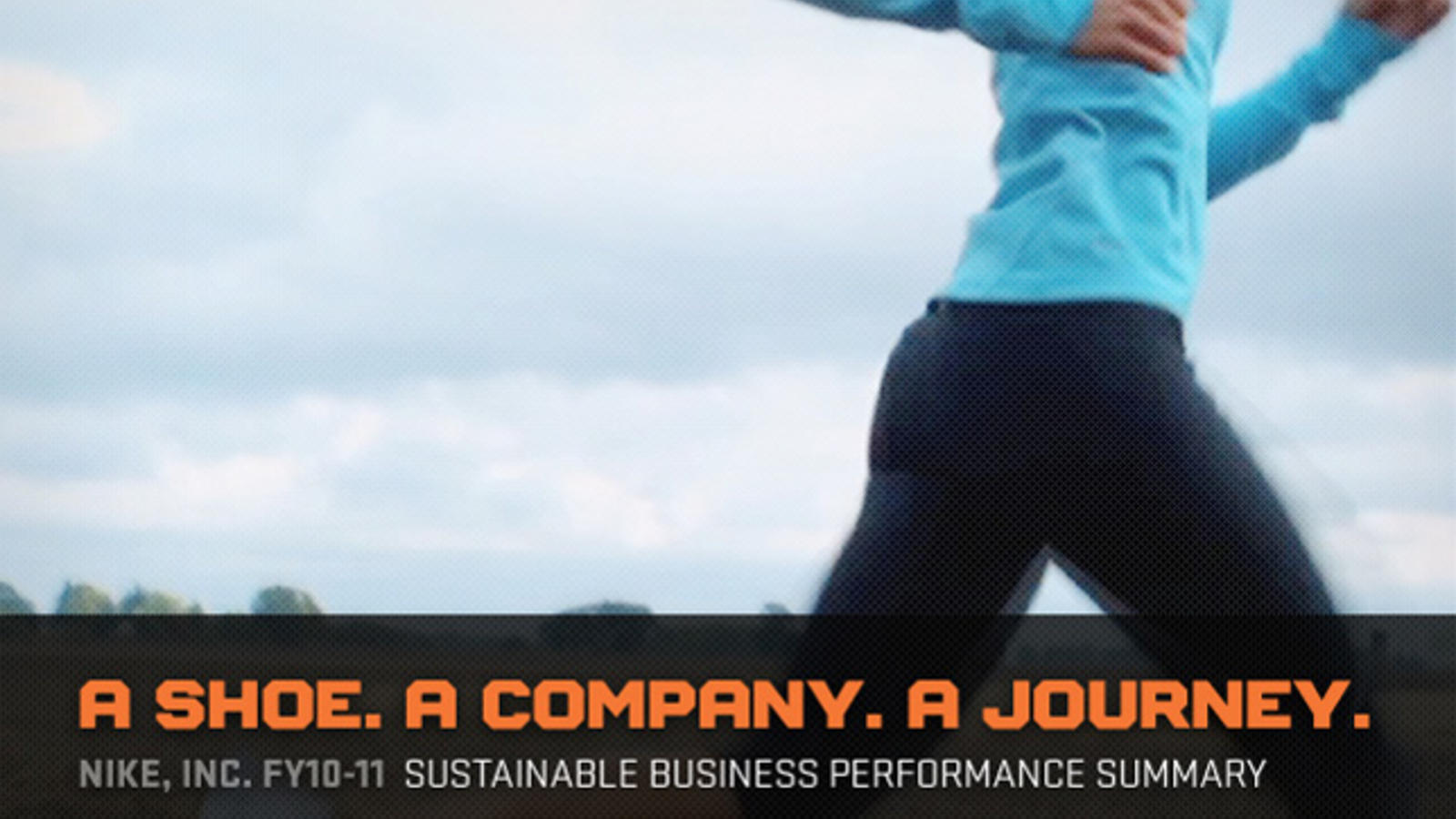 NIKE, Inc. Launches Sustainable Business Performance Summary