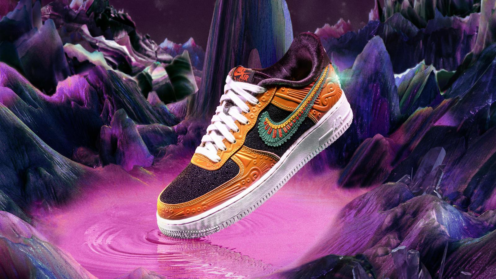 Nike Dia De Muertos Collection 2021 Official Images Release Date 1