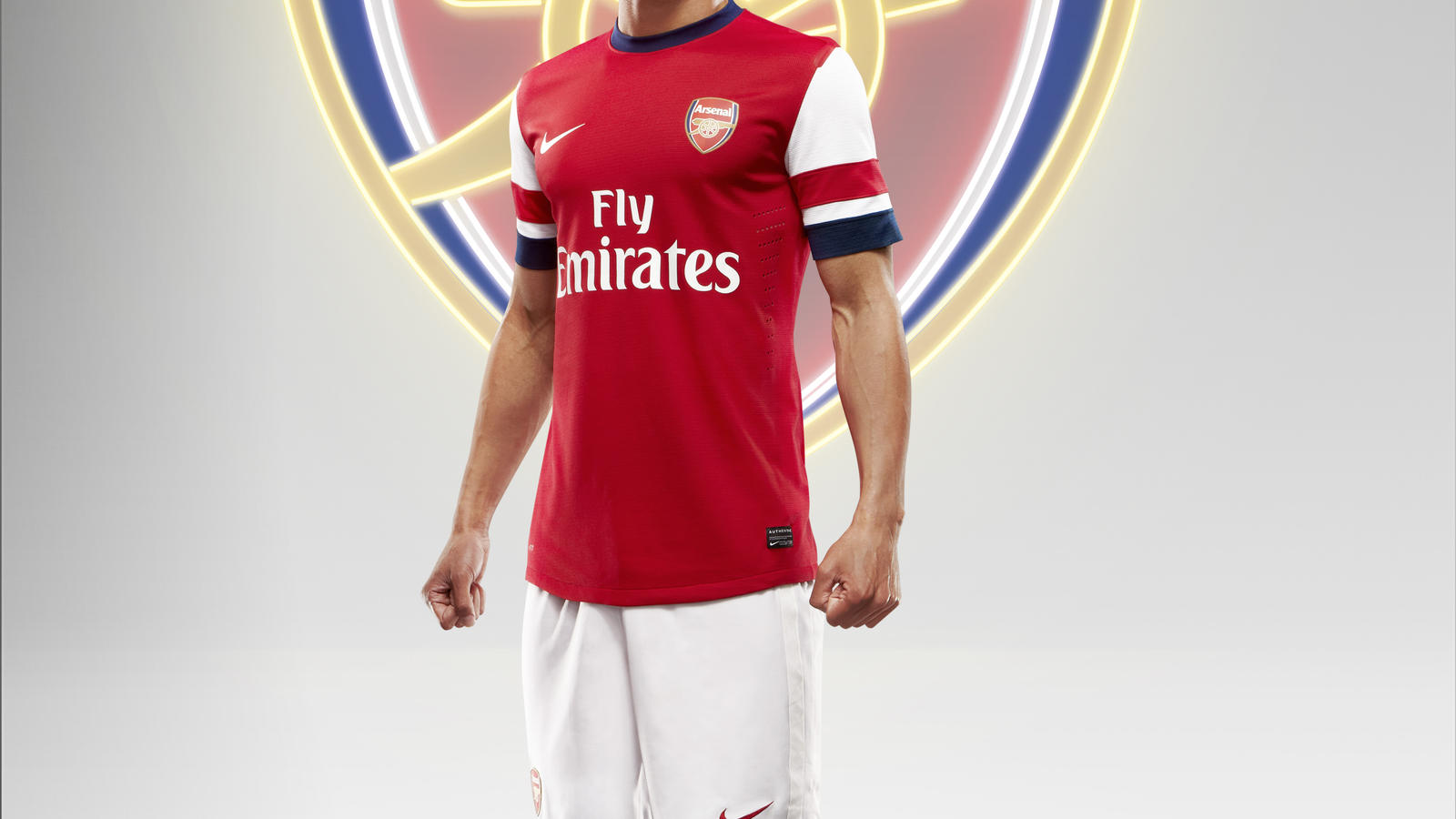 new product d4676 6400f Nike Football Unveils Arsenal Home Kit for Season 2012/13 ...