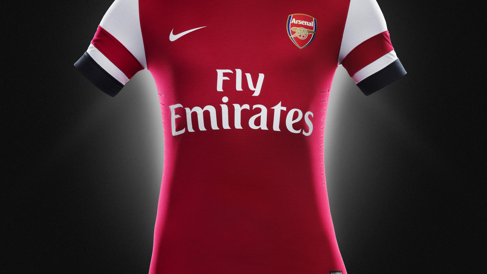 new product 64b5f 5aa1c Nike Football Unveils Arsenal Home Kit for Season 2012/13 ...