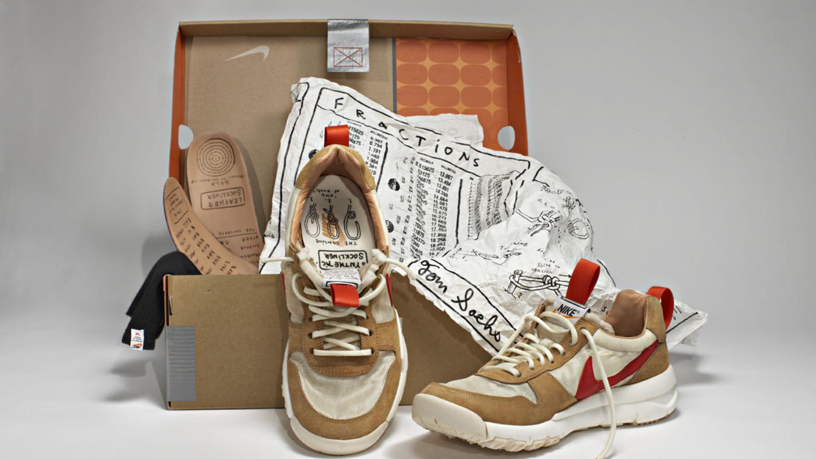 Nike and Tom Sachs present Tom Sachs  NIKECraft - Nike News a50ca54484