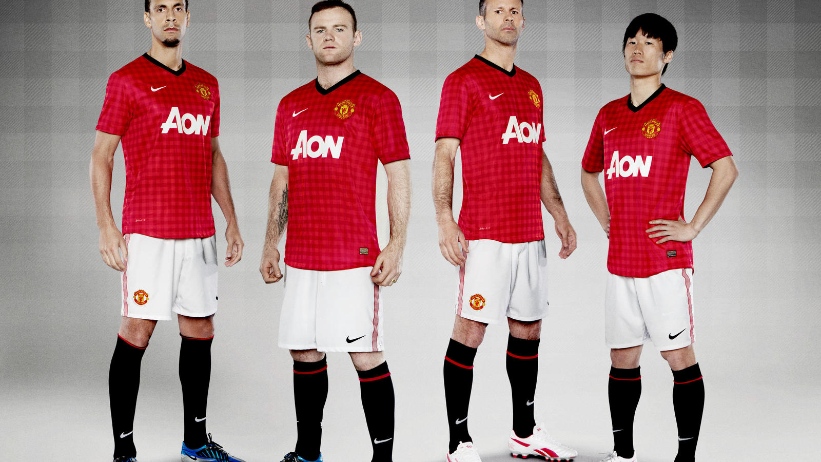 huge selection of ca9cc 20534 Nike Football Unveils Manchester United Home Kit for the ...