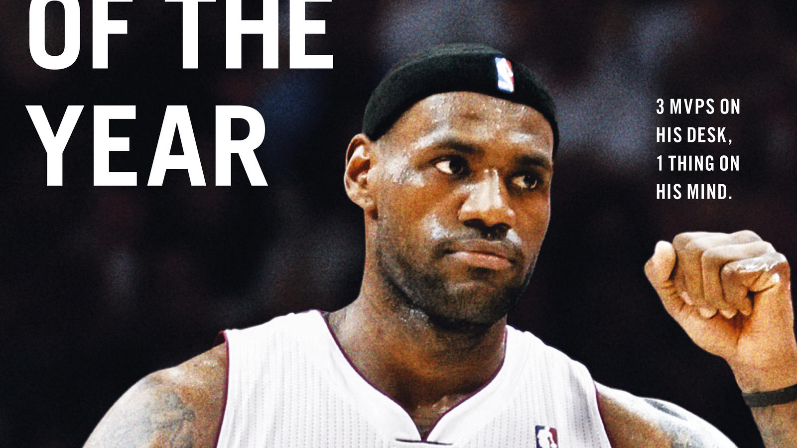 LeBron James MVP Employee of the Year Ad