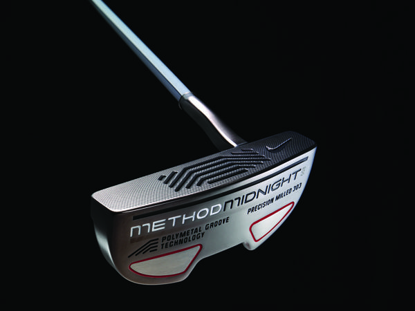 Nike's Method Midnight Putters: New Shapes, New Look, Proven Method Technology