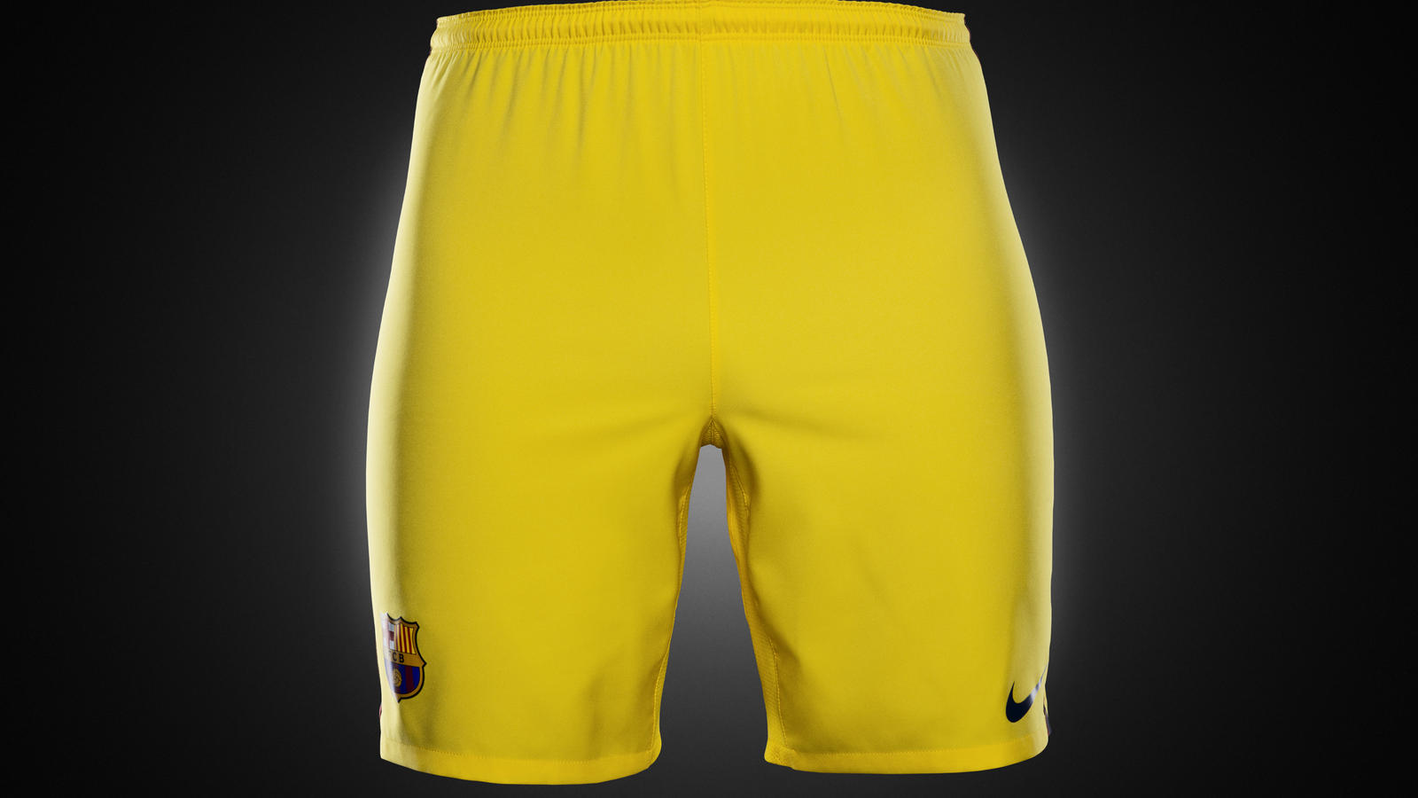Authentic_Barca_A_Short