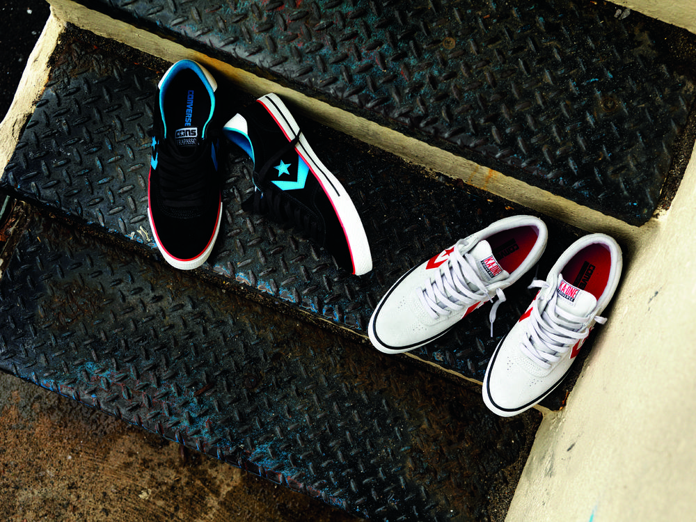 Converse Announces Its Fall 2012 Skateboarding Collection