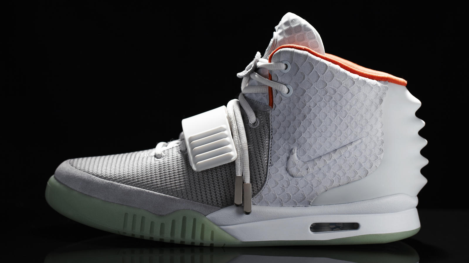 cedf382c5324 Nike Air Yeezy II Profile. Nike Air Yeezy II Sole.  Nike Air Yeezy II Tongue. Nike Air Yeezy II Pair.  Nike Air Yeezy II Profile. Nike Air Yeezy II Sketch