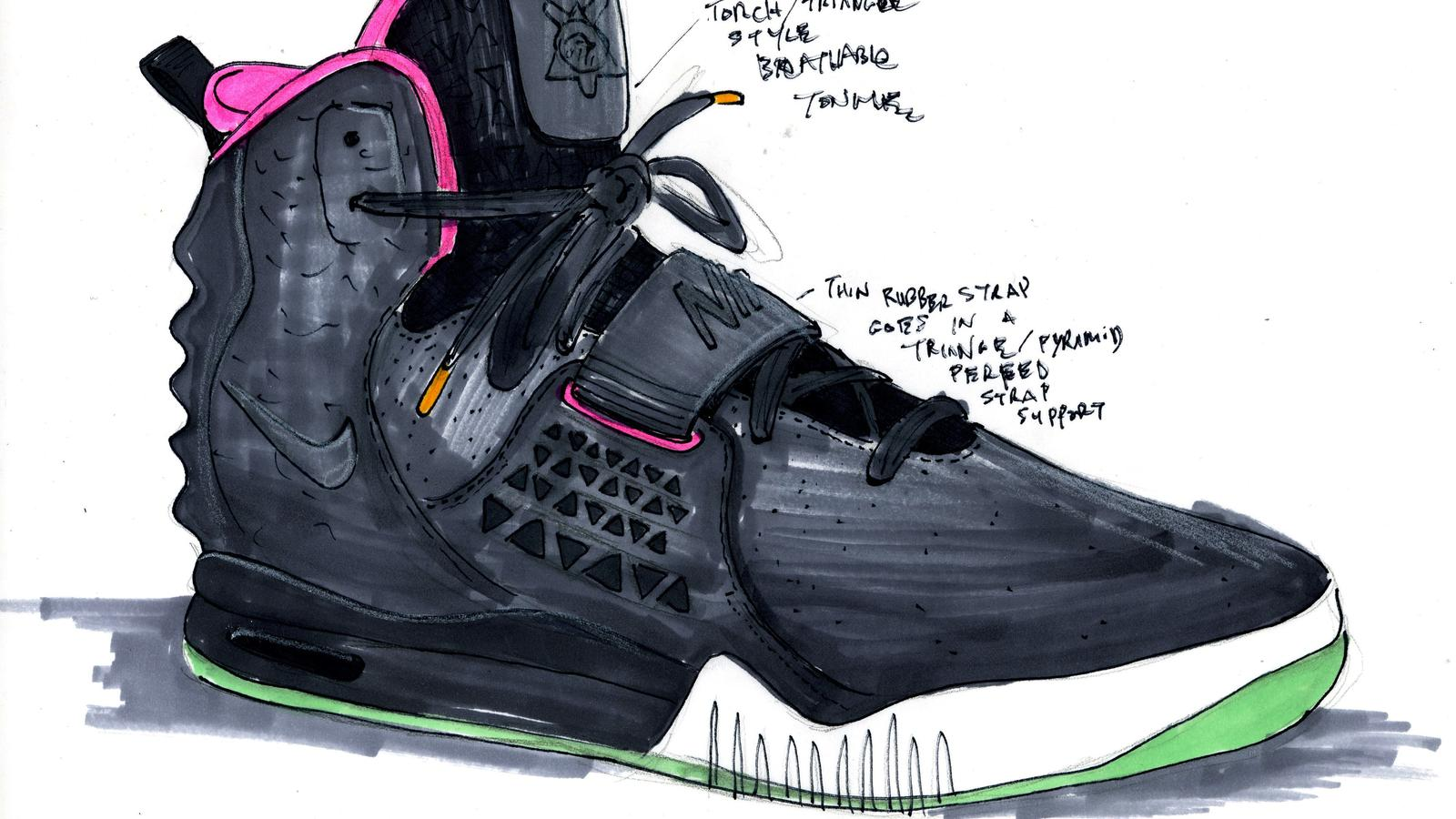 Nike_Air_Yeezy_II_Profile