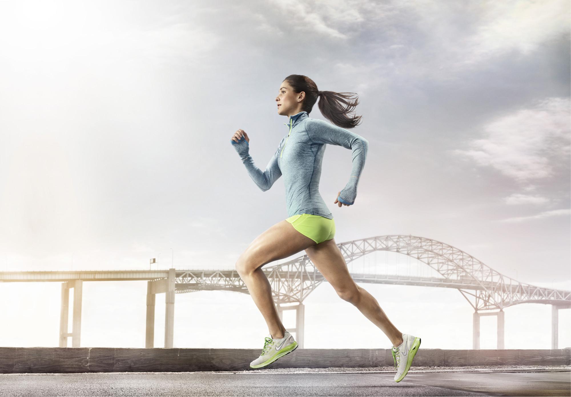 Nike Running Map Run  4be27756e7
