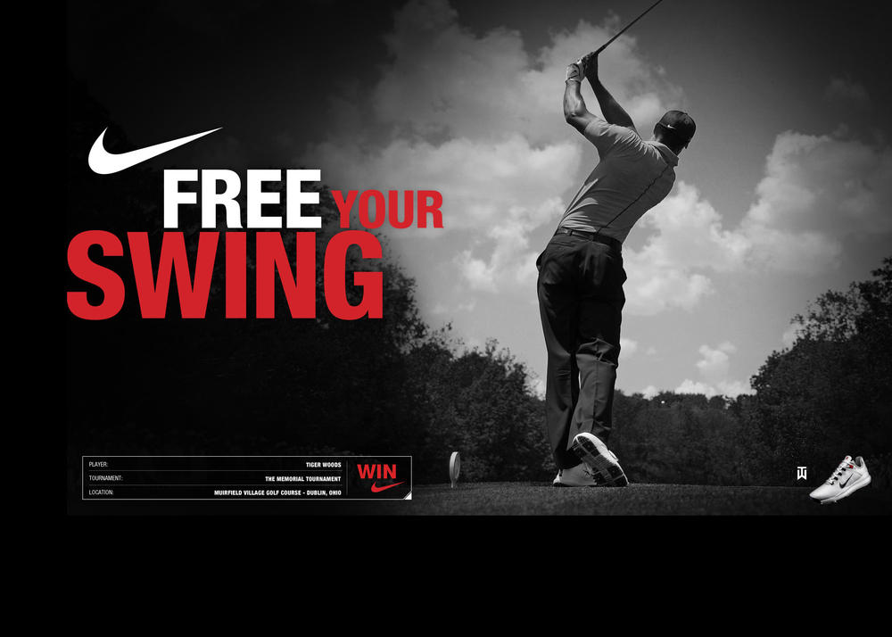 Nike Athlete Tiger Woods Secures his 73rd Win at The Memorial