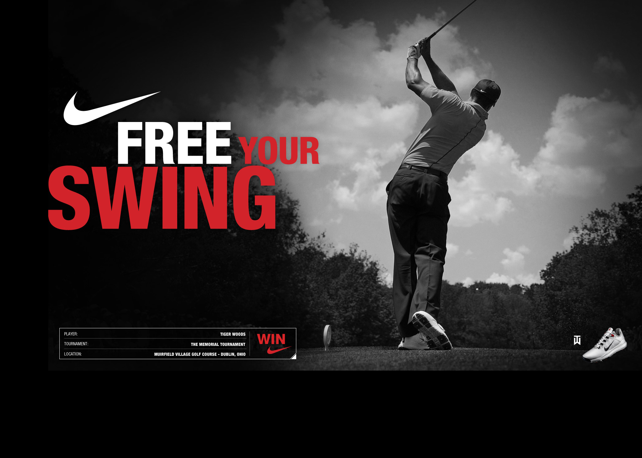 Nike Athlete Tiger Woods Secures his 73rd Win at The ...