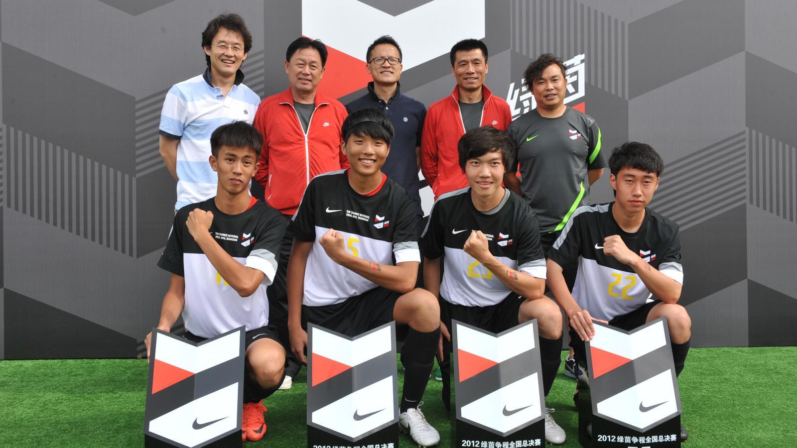GC_The_Chance_National_Final_Winners-Pan_Suijun__Liu_Xueming__Wang_Chengkuai_and_Guan_Bo
