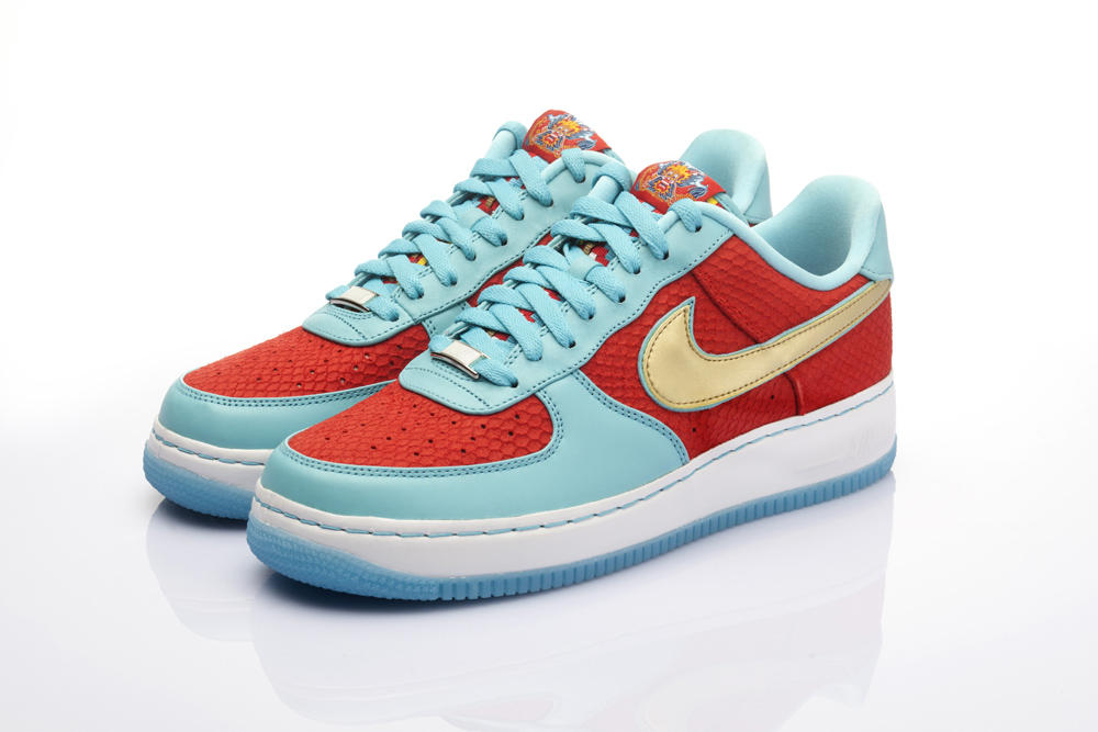 2012 Summer Special Edition: The Year of the Dragon AIR FORCE 1 LOW